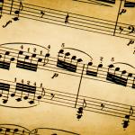 Musical sore