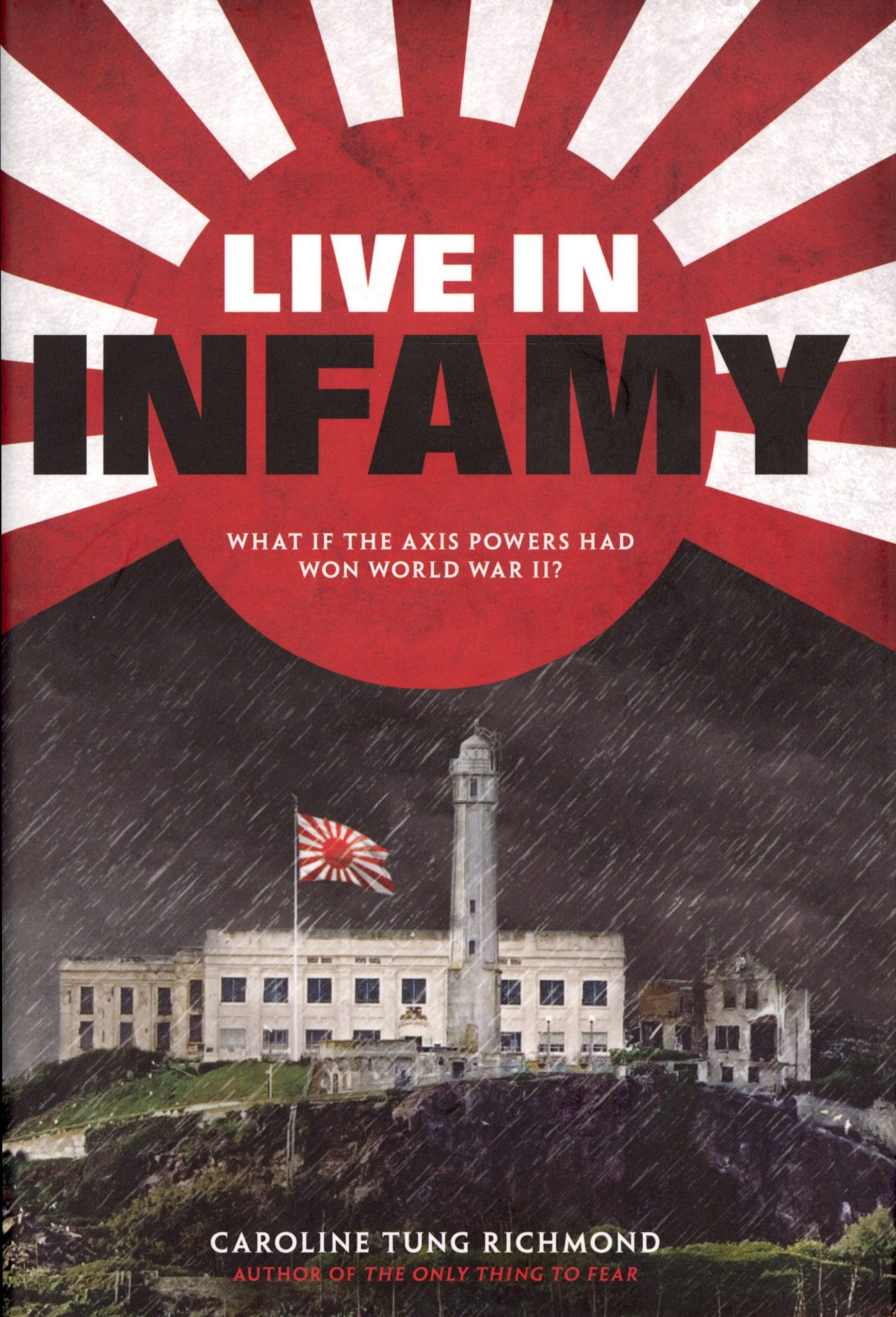 Live in Infamy cover