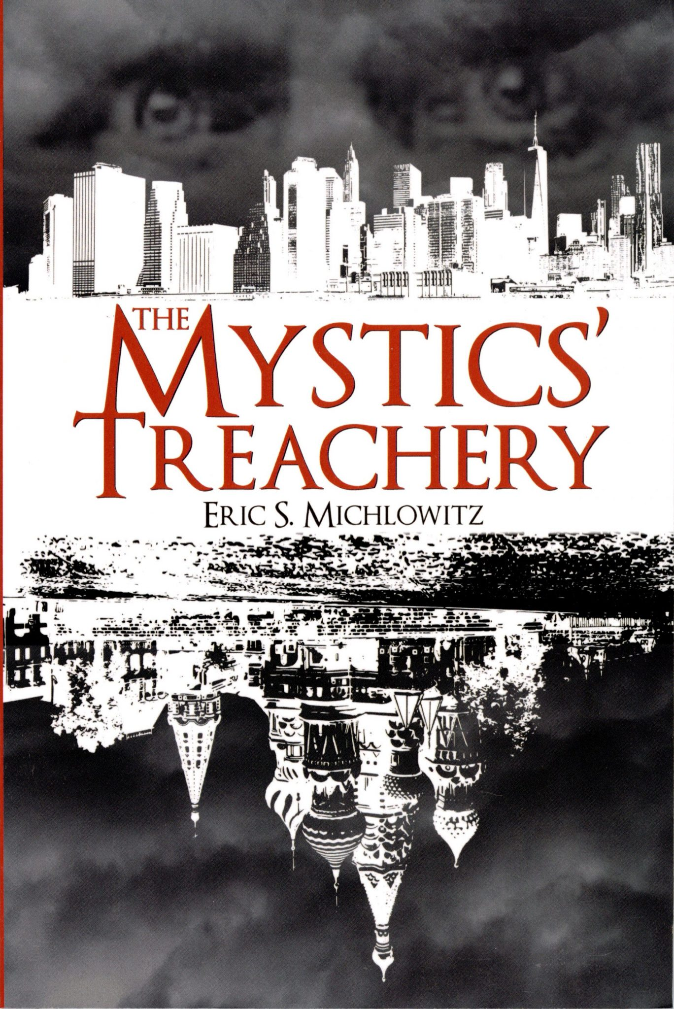 The Mystics' Treachery cover