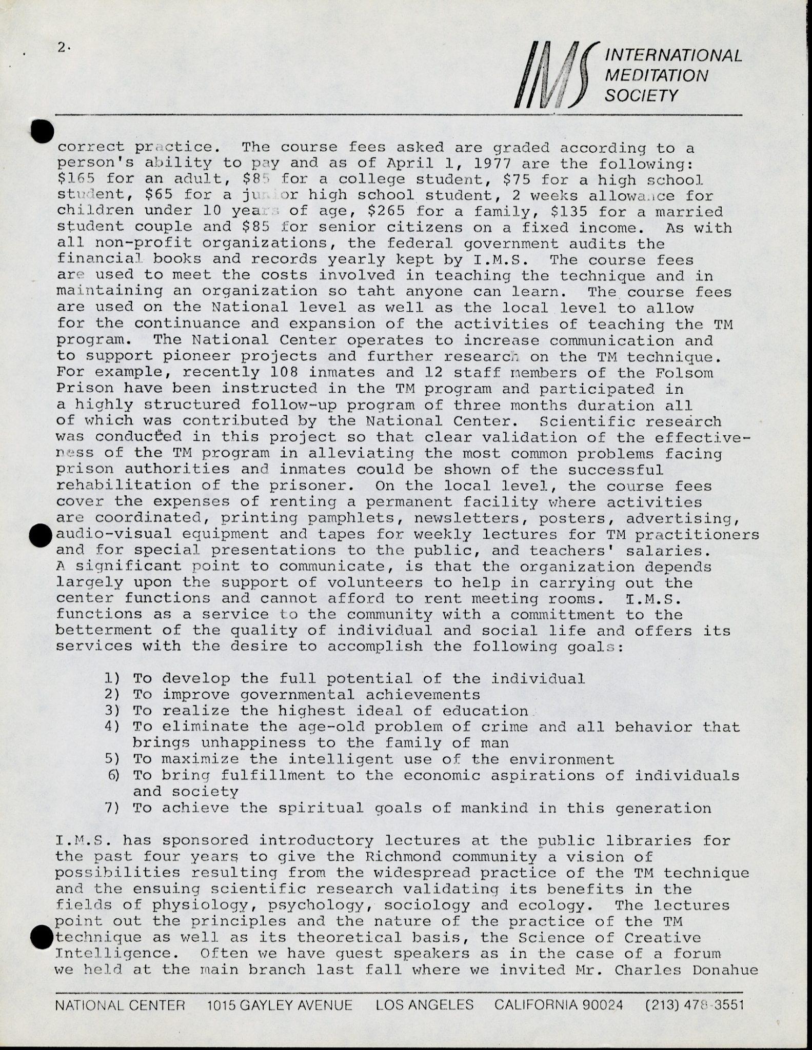 RPL Board Minutes